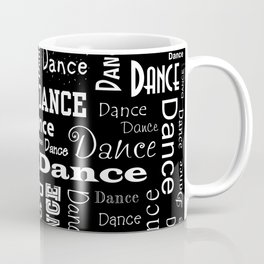 Just Dance! Coffee Mug