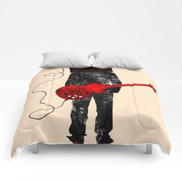 Amplified Comforters