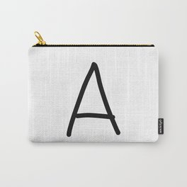 A LOVE Carry-All Pouch