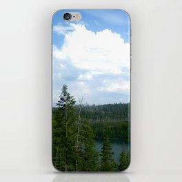 Tranquil Lake iPhone Skin