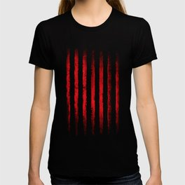 Red lines T-shirt