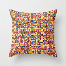 Uplink Detail Throw Pillow