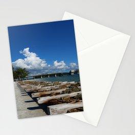 Drawbridge Over Longboat Pass Stationery Cards