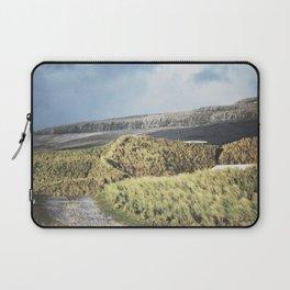 Tuft and Stone - Landscape Photography Laptop Sleeve