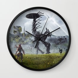 Birmingham [Horizon Zero Dawn] Wall Clock