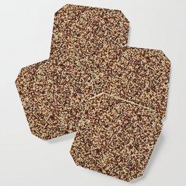 Mixed quinoa Coaster