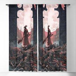 bloodborne Blackout Curtain