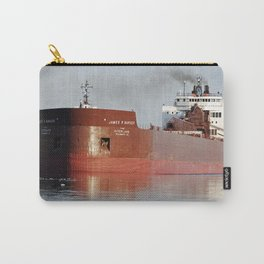 James R Barker Freighter Carry-All Pouch