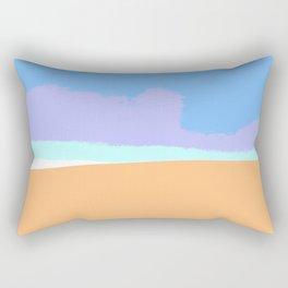Sand dune desert sahara Rectangular Pillow