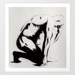 Kronos Art Print