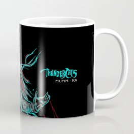 MUMM-RA BLACK THEME Coffee Mug