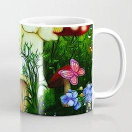 MuShroom Gully Fantasy Art Coffee Mug