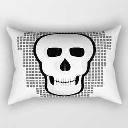Skull  #society6 #decor #buyart #artprint Rectangular Pillow