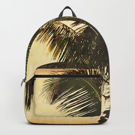 Palm On Film Backpack
