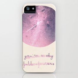stars iPhone Case