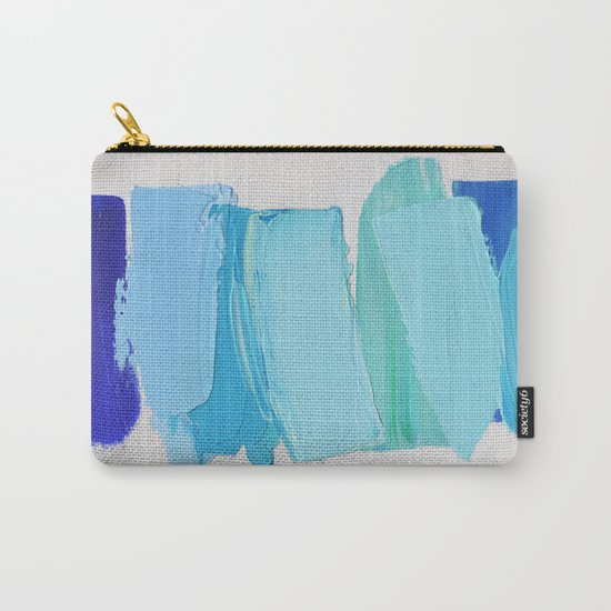 Ocean Blues No. 2 Carry-All Pouch