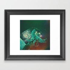 Project Apollo - 1 Framed Art Print