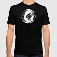Imbibe Black 2X-LARGE Mens Fitted Tee