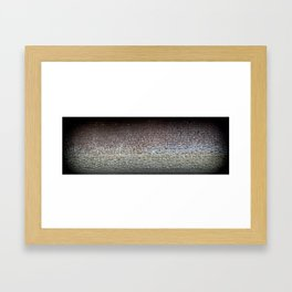 Water No.1 Framed Art Print