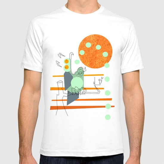 Owl Pellets T-shirt