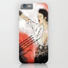 MJ Shamone!  iPhone 6s Slim Case