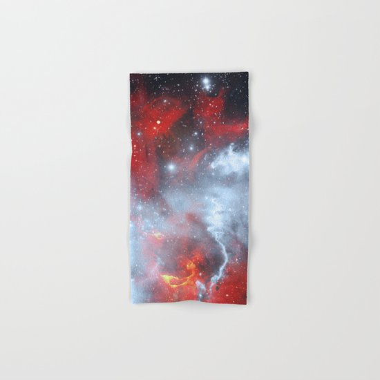Fire to the Stars Hand & Bath Towel