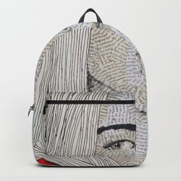 Staring Backpack
