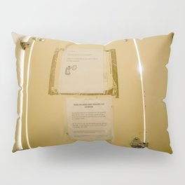 Civil Service Pillow Sham