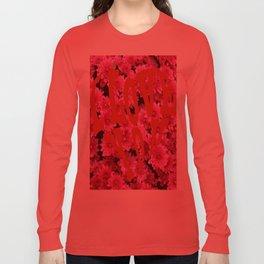 loves flower Long Sleeve T-shirt