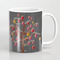 teacher Mugs featuring Teacher Appreciation by My Studio
