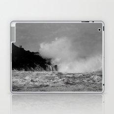 Wave watching Laptop & iPad Skin