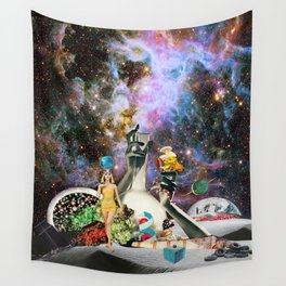 Big Toke Wall Tapestry