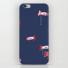 Peces Cagones iPhone & iPod Skin