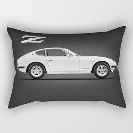 The 240 Z Rectangular Pillow