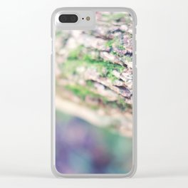 Life in the Undergrowth 01 Clear iPhone Case