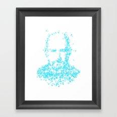 Breaking Bad - Blue Sky - Walter White - Heisenberg Framed Art Print