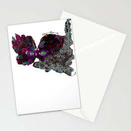 Blowing Smoke Stationery Cards