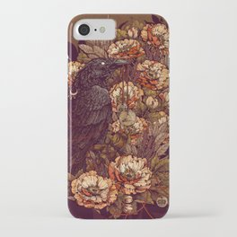 Corvus Corax iPhone Case