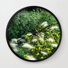 Plant Life 001 Wall Clock