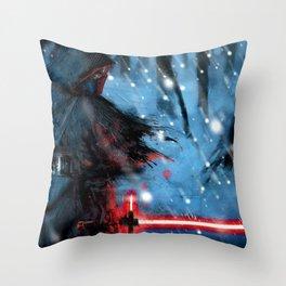 Kylo Ren  Throw Pillow