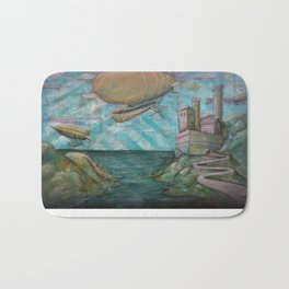 Far Off Land Bath Mat