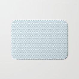 U12: postal blue Bath Mat