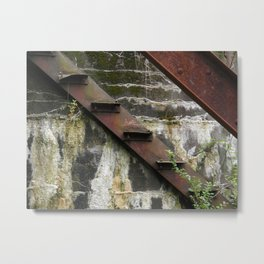 Remnants Metal Print