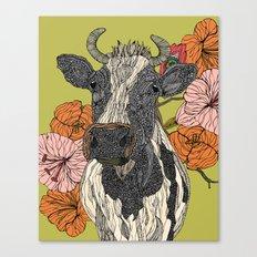 Moo Canvas Print