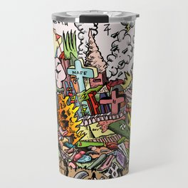 Busters from Babylon Travel Mug