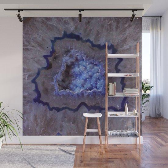 Quartz Inside Geode rustic decor by casaderustico