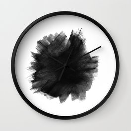 Yin Wall Clock