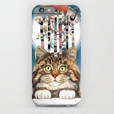 Feline Forest Slim Case iPhone 6s