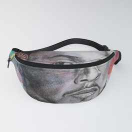 King Hammer: Tribute to Lewis Hamilton Fanny Pack