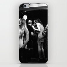 Woman iPhone & iPod Skin
